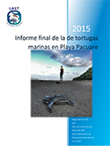 Informe Pacuare 2015