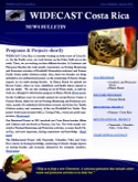 WIDECAST Costa Rica NEWS BULLETIN
